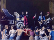 Soul band ...