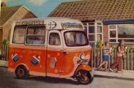 Toni's Icecream Van